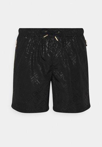 BANTU - Shorts - jet black