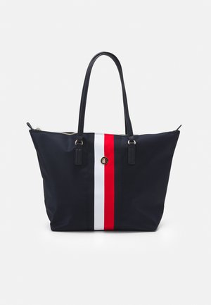 POPPY TOTE CORP - Tote bag - blue