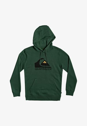 SQUARE ME UP - Hoodie - greener pastures