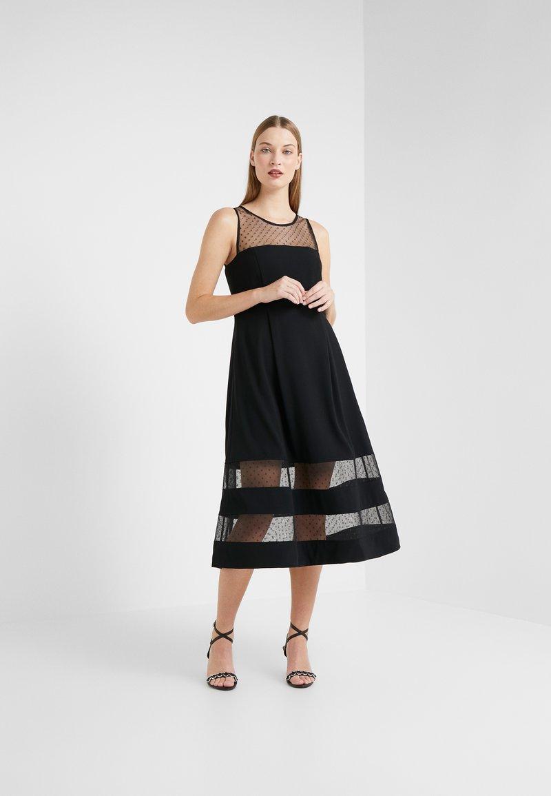 RIANI - Vestido de cóctel - black