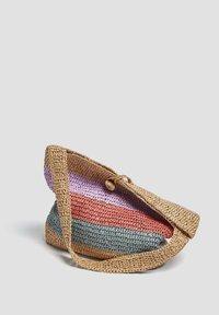PULL&BEAR - Tote bag - multi-coloured - 2