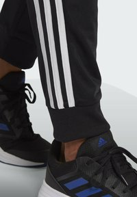 adidas Performance - Trainingspak - top:black/white bottom:black/white - 5