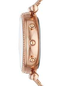 Fossil Smartwatches - CARLIE HYBRID - Smartwatch - rose gold - 2