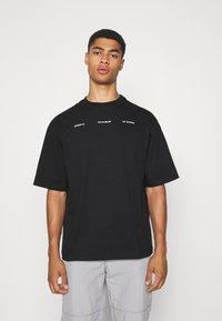 Holzweiler - RANGER TEE - Print T-shirt - black - 2