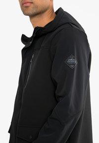 Threadbare - KILBRIDE - Light jacket - schwarz - 3