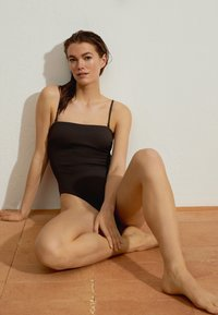 OYSHO - Swimsuit - black - 4