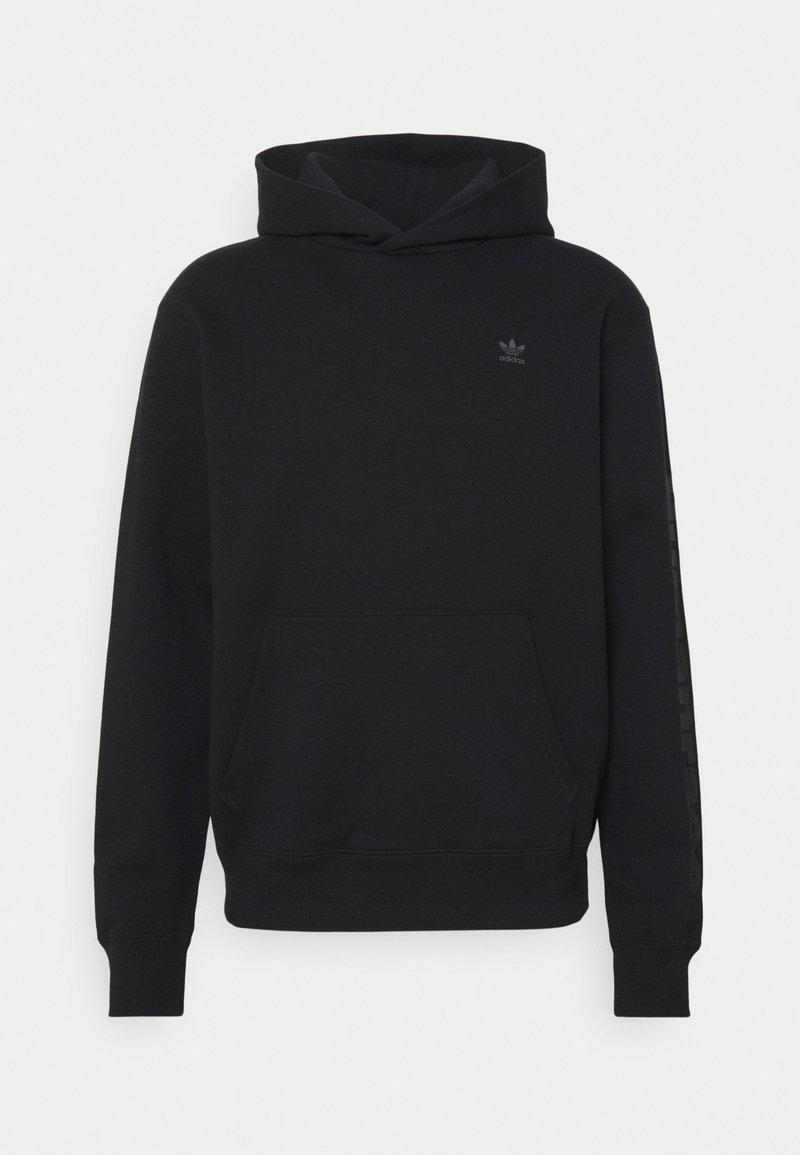 adidas Originals - PHARRELL HOODIE UNISEX - Sweatshirt - black