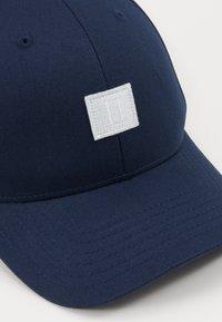 Les Deux - PIECE BASEBALL - Cap - dark navy/light blue - 4