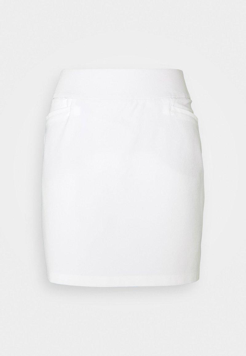 adidas Golf - STAR  - Sports skirt - white