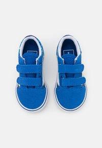 Vans - OLD SKOOL  - Trainers - nautical blue/true white - 3