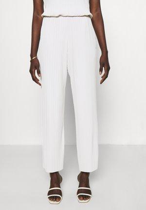 SIBERIA - Trousers - white