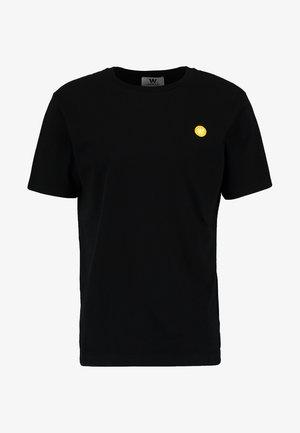 ACE - Jednoduché triko - black