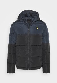 Lyle & Scott - Winter jacket - jet black/dark navy - 4