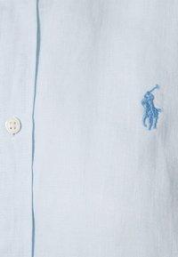 Polo Ralph Lauren - PIECE DYE - Chemisier - beryl blue - 7