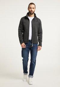 Schmuddelwedda - Training jacket - grau melange - 1