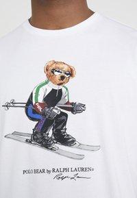 Polo Ralph Lauren - T-Shirt print - white - 5