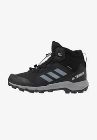 adidas Performance - TERREX MID GTX UNISEX - Chaussures de marche - core black/grey three - 0