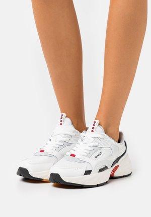 MARDII - Sneakers laag - white