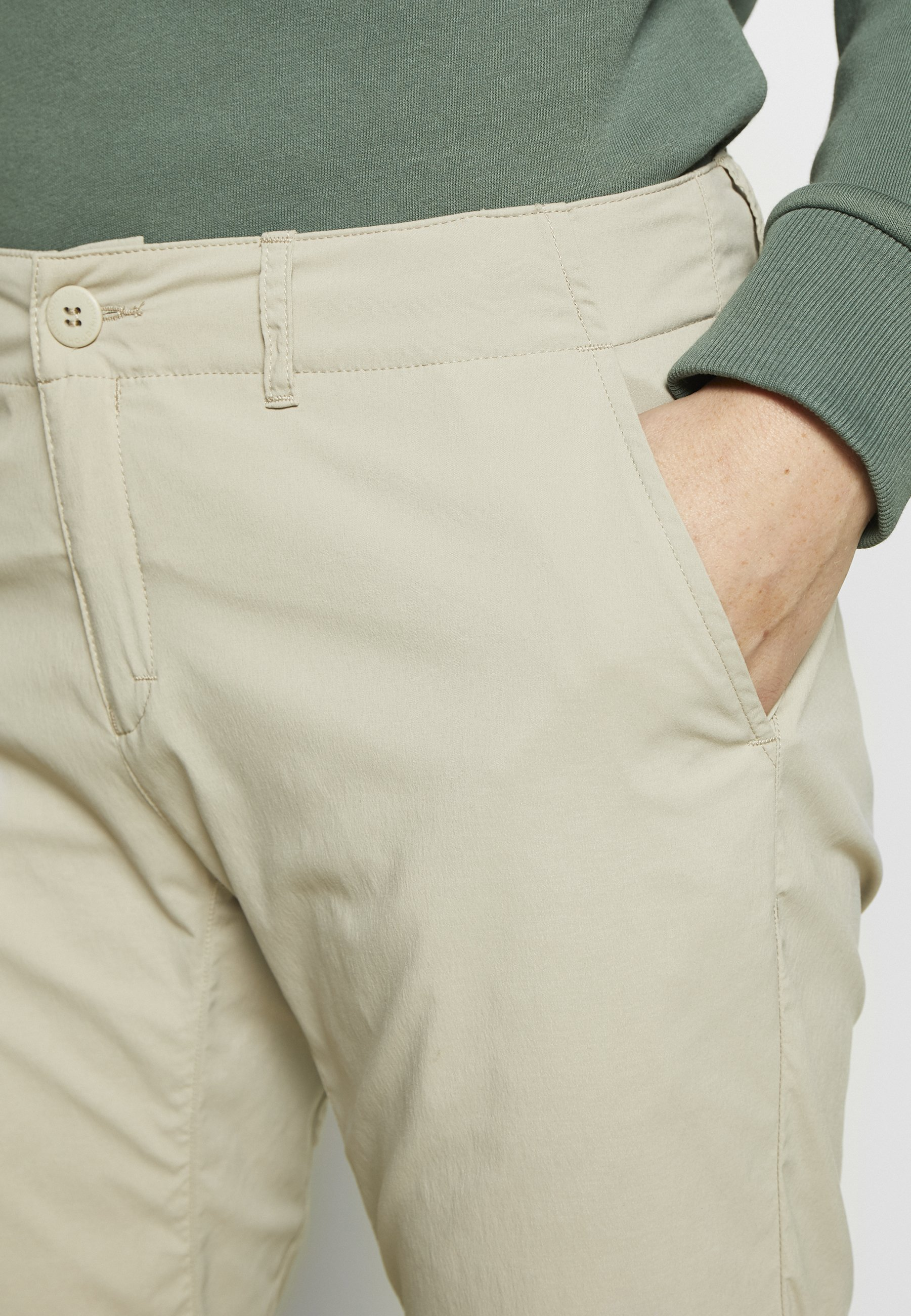 LIQUID ROCK PANTS Outdoor Hose hay beige