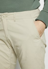 Houdini - LIQUID ROCK PANTS - Pantaloni outdoor - hay beige - 4