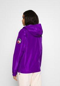 Ellesse - MONTEZ - Windbreakers - dark purple - 2