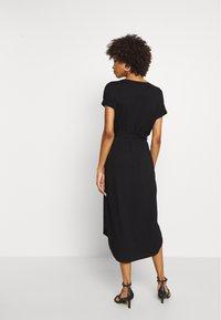 comma casual identity - Jersey dress - black - 2