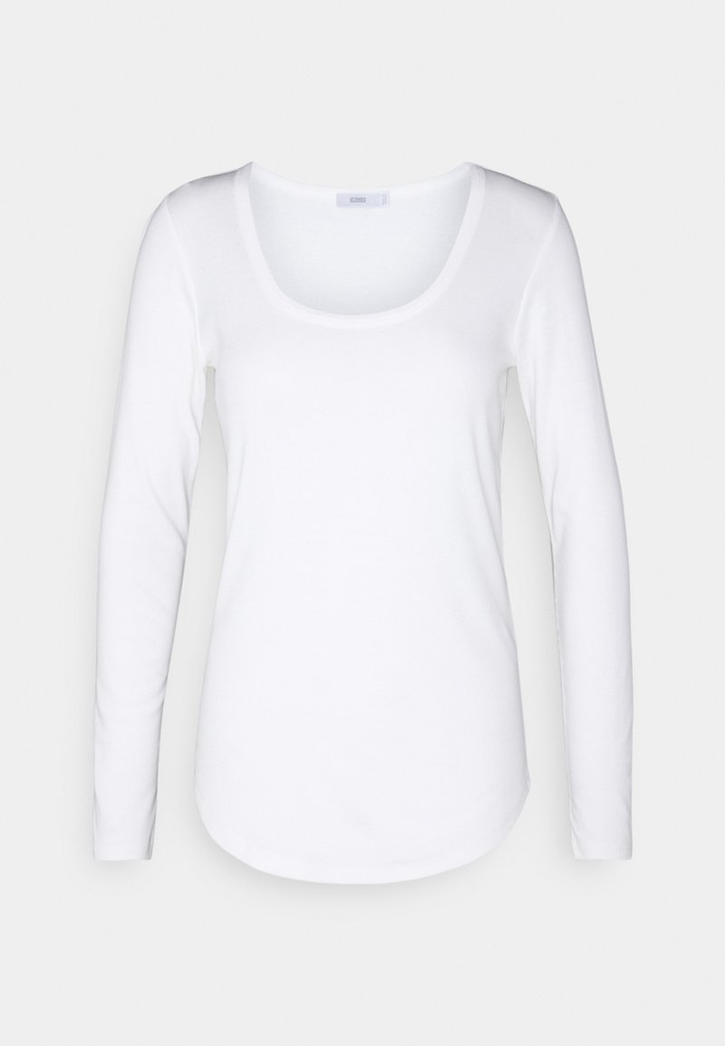 CLOSED - WOMEN - Long sleeved top - ivory
