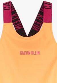 Calvin Klein Swimwear - SWIMSUIT INTENSE POWER - Swimsuit - orange - 3