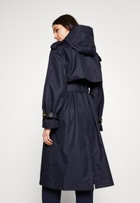 Coach - HOODED - Trenchcoat - raven blue - 4