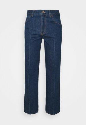 ROMY - Straight leg jeans - dark blue wash