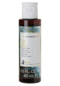 Korres - TROPICAL EXPLORER TRAVEL SIZE SET - Bath and body set - - - 3