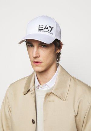 BASEBALL HAT UNISEX - Cappellino - white
