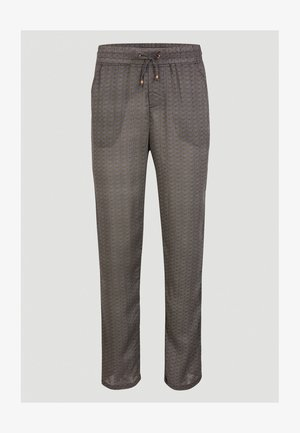 Trousers - black with yellow