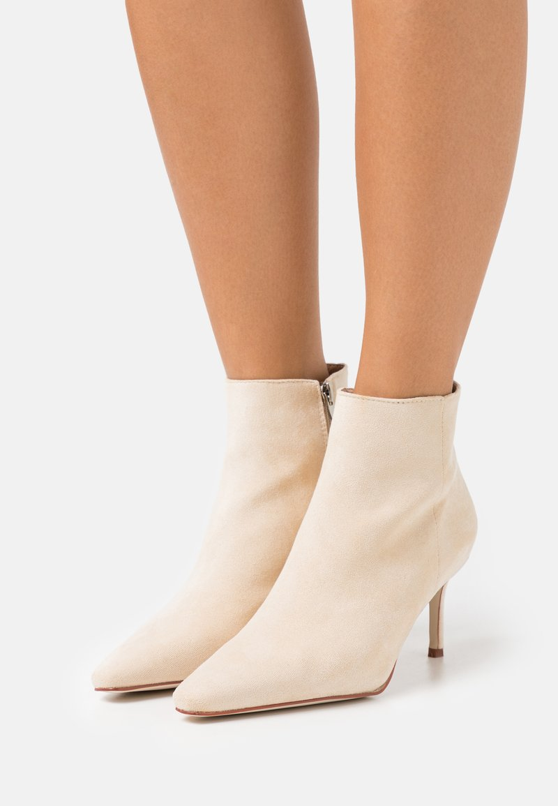 RAID - GRIME - Ankle boots - nude