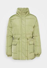 Moss Copenhagen - PETRINA JACKET - Winter jacket - sage - 4
