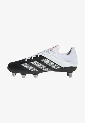 RUGBY BOOTS - Voetbalschoenen met kunststof noppen - black
