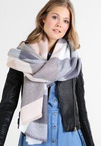 Anna Field - Sjal / Tørklæder - dark gray - 0