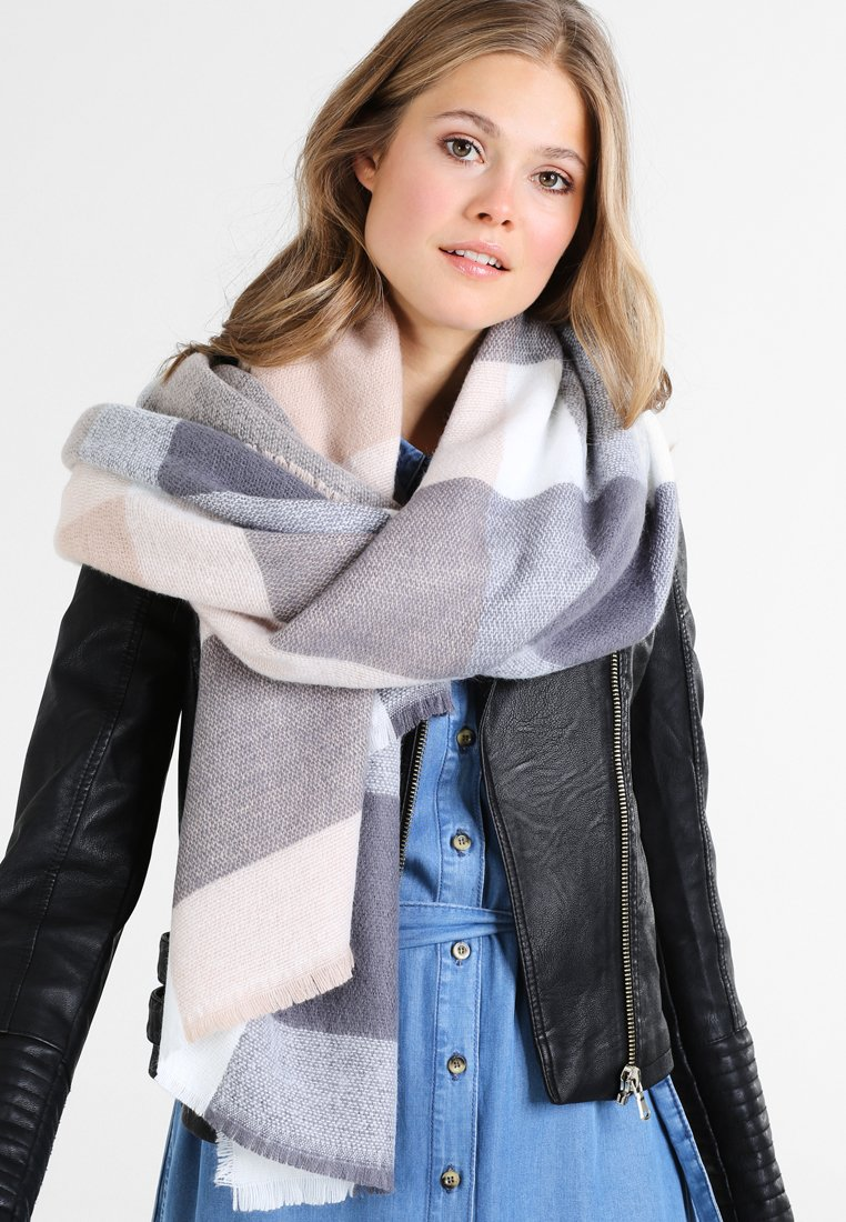 Anna Field - Scarf - dark gray
