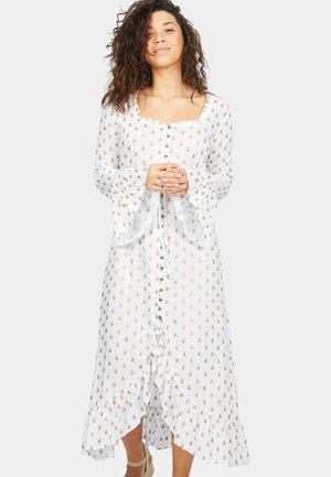 BUMBLEBEE - Maxi dress - white