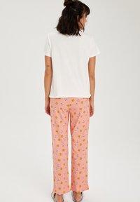 DeFacto - Pyjama set - bordeaux - 1