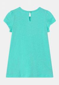 GAP - LOGO - Jersey dress - aqua tide - 1