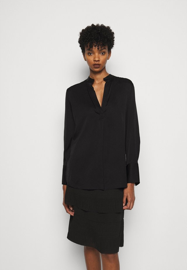 MABILLON - Blouse - black