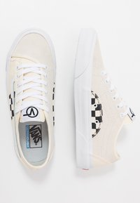 Vans - BESS  - Skate shoes - classic white/true white - 1