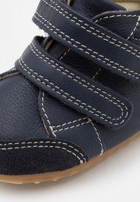 Robeez - MIRO UNISEX  - Dětské boty - marine - 5