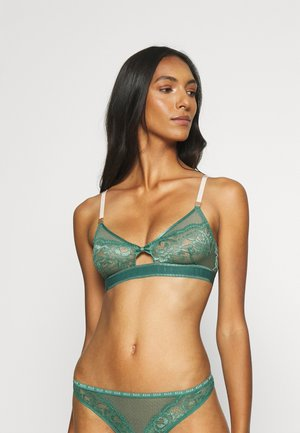 TRIANGLE - Soutien-gorge triangle - forest green