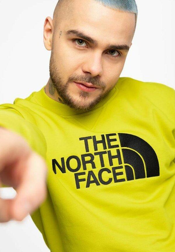 The North Face Bluza - green/zielony Odzież Męska MHFT