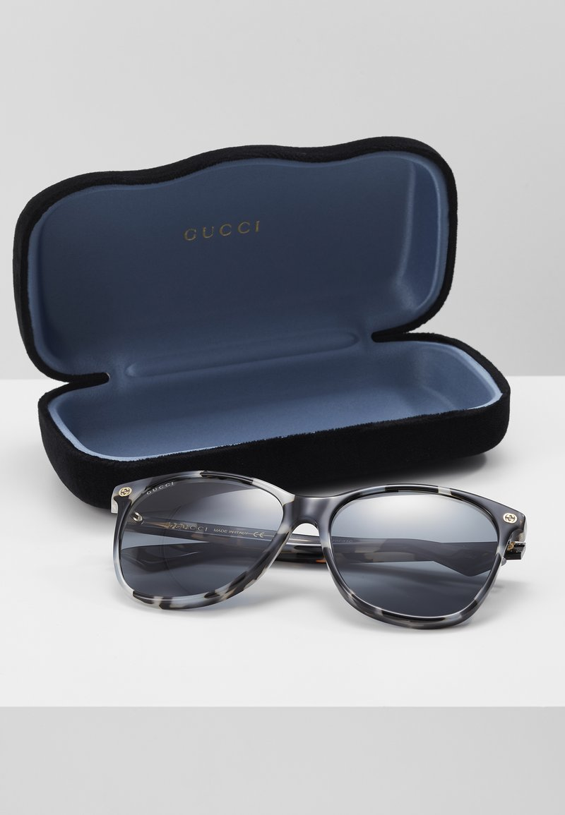 Gucci - Sunglasses - havana/grey