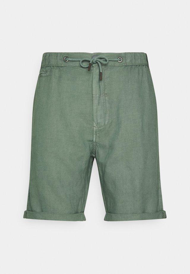 SOHAN - Shorts - sagebrush green