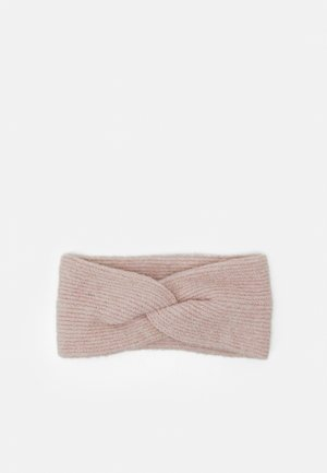 PCBENILLA HEADBAND  - Ear warmers - misty rose