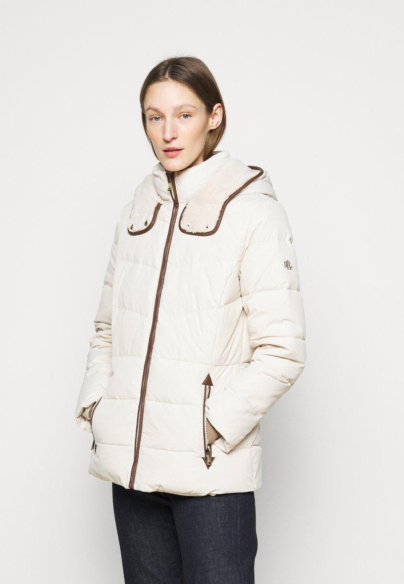 Lauren Ralph Lauren - Down jacket - moda cream